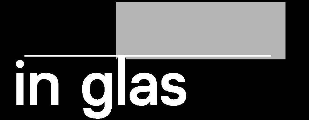 Portret in glas